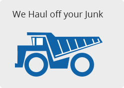 We Haul off your Junk